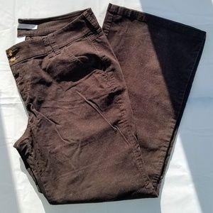 Old Navy Straight Leg Corduroy Pants